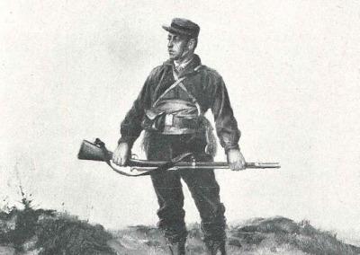 Tableau de Grolleron - Franc-Tireur.
