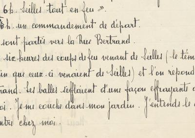 Extrait - Déposition Noel-Bouhisse.