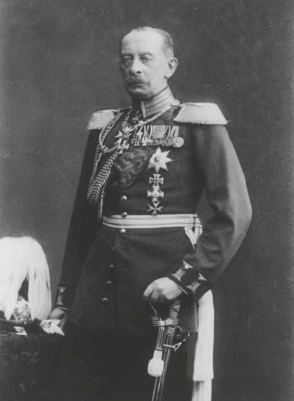 Alfred Graf von Schlieffen (1833-1913) Source : Wikimedia.